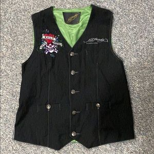 Ed hardy vest
